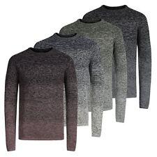 JACK & JONES Fuel Mens Jumper Knitted Crew Neck Pullover Sweater