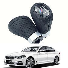 Pomello del cambio M SPORT PU Leather 6 Speed Per BMW 1 '3' E81 E82 E90 E91 E92