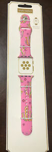New Simply Southern Apple Watch Band Compatible For 38mm Pink Cactus