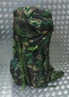 Genuine British Army IRR DPM Camo 100LT Combat Bergen Rucksack Short Selected
