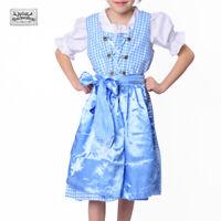 SALE! NEU! Wunderschönes Kinder Dirndl Trachtenkleid 3-teilig UVP 29,90 €