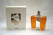 INFINI for women, 240 ml, parfum de toilette, CARON, VINTAGE / RARO