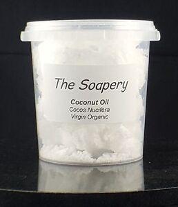 Coconut Oil - 1kg - Extra Virgin Organic Unrefined Cold Pressed Pure Natural Raw