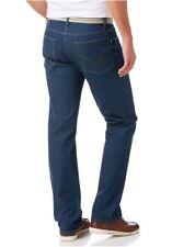 Arizona Stretch Jeans Dehnbund Gürtel NEU W50-W68 Bauchgrößen Herren Denim Hose