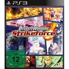 Playstation PS3 Spiel Dynasty Warriors Strikeforce NEU