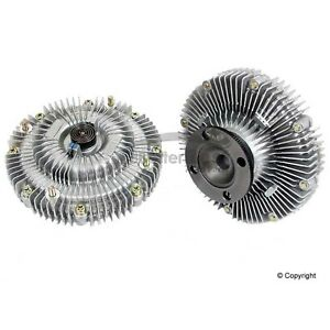 One New AISIN Engine Cooling Fan Clutch FCT009 1621065020 for Toyota