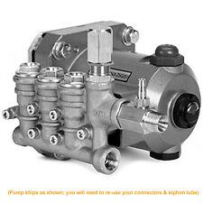 CAT Pumps 3300 PSI 2.5 GPM Replacement Triplex Plunger Pressure Washer Pump w...