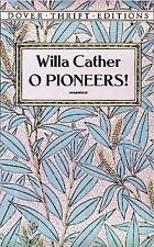 O Pioneers! by Willa Cather (Paperback, 1993)