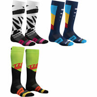 2019 Thor MX Mens Moto Knit Motocross Offroad Dirt Bike Socks - Pick Size/Color