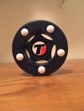 New Tron Speedy Roller Inline Blue Hockey Puck