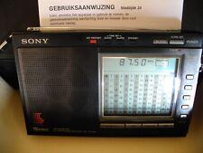Sony Weltempfänger ICF-7600DA