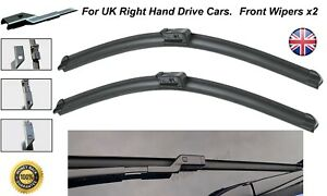"""For SEAT LEON 2013-2020 Brand New Front Windscreen Wiper Blades 26""""16"""
