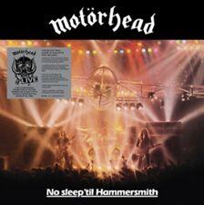 Motorhead - No Sleep 'til Hammersmith - 2CD Mediabook - Pre Order - 25th June