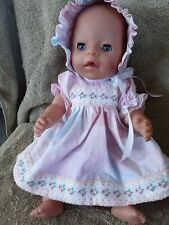 "17""Zaph Baby Born Handmade Doll Clothes"