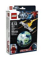 LEGO® Star Wars® Naboo Starfighter™ & Naboo™ Building Set 9674 NEW NIB Retired