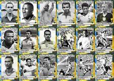 Brazil 1962 World Cup winners football trading cards