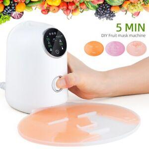 Natural Fruit Vegetable DIY Facial Maker Automatic Face Mask Machine Skin Care