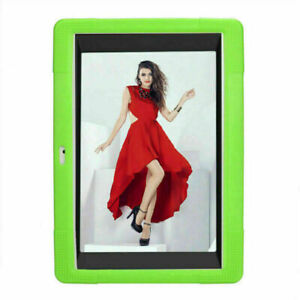 """10-Inch Universal Shockproof Rubber Cover Protective Case For 10"""" 10.1"""" Tablet"""