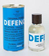 DEFENCE Eau de parfum pour homme 100 ml - oriental, floral - Fabriqué en France