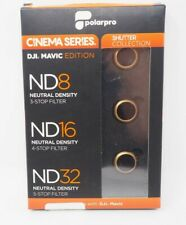 PolarPro Shutter Collection Filter 3-Pack (ND8, ND16, ND32) Cinema Series for
