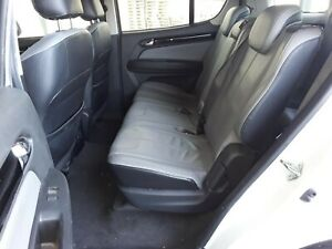 HOLDEN COLORADO RG 7, 2ND REAR SEAT (LEATHER, GREY)