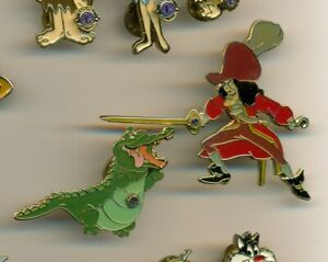 LIONS CLUB PIN(S) -  CAPTAIN HOOK