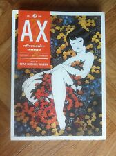 AX ALTERNATIVE MANGA VOL ONE NEAR MINT (F42)