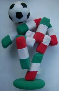 Orig.mascot   World Cup ITALY 1990  -  CIAO // 40 cm Edition  !!  EXTREM RARE