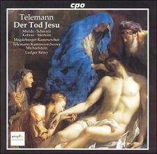 Telemann: Der Tod Jesu, New Music