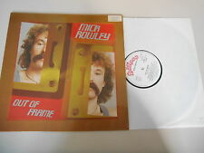 LP Rock Mick Rowley - Out Of Frame (9 Song) LOLLIPOP / TELDEC