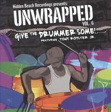 Unwrapped, Vol. 6: Give the Drummer Some! by Unwrapped (CD, Nov-2009, Hidden...
