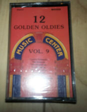 12 Golden Oldies Volume 9 Cassette