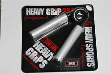 Heavy Grips Hand Grippers HG250 Professional BUILD GRIP + Finger Bands NEW