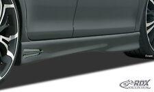 RDX Seitenschweller Opel Astra J Seiten Schweller Spoiler Set aus ABS RDSL078