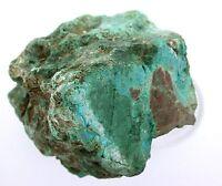 483.1 Gram Chrysocolla Old Stock Globe Arizona Cab Cabochon Rough Stone Gem 6636