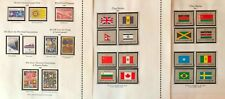 Lot of United Nations New York Year 1983-1984 Stamps MNH
