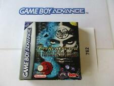 nintendo advance: BROKEN SWORD the shadow of the templars -cib-