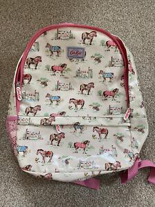 Cath Kidson Horse-Print Backpack