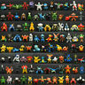 144pcs Pokemon Toy Set Mini Action Figures Pokémon Go Monster Gift 2-3cm