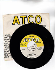 BEN E. KING-ATCO 6215 NORTHERN SOUL 45RPM YES B/W ECSTASY  VG+ PLAYS GREAT