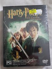 Harry Potter and The Chamber of Secrets - 2DVD Set with Extra Features.NEW.