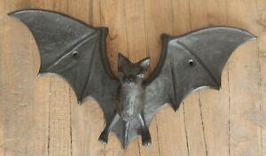 Cast iron Bat Hook / Wall Decoration Ornament Coat hook UK SELLER