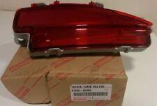 Genuine Toyota Yaris 2011-2014 Posteriore Riflettore - 81590-0D060