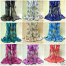 Women Pretty Long Soft Chiffon Scarf Ladies Girl Wrap Shawl Beach Stole Scarve