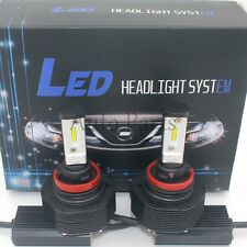 H11 280W 28000LM CREE LED Headlight Kit Low Beam Bulbs 6000K White High Power