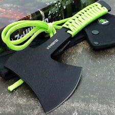 Z-Hunter Throwing Axe Tactical Fixed Blade Hunting Axes Zombie Knife w/ Sheath