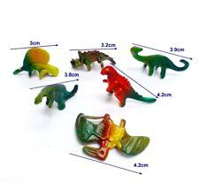 30 pc 3-4cm Super Mini Dinosaur Birthday Party Favor Pinata BAG Carnival novelty