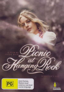 Picnic At Hanging Rock 1975 Film DVD New/Sealed (Director's Cut) All Regions 🔥