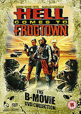 Hell Comes To Frogtown (DVD, 2010) Rowdy Roddy Piper, Sandhal Bergman R0 B-Movie