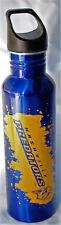 More details for nashville predators 26-ounce screw top stainless steel water bottle